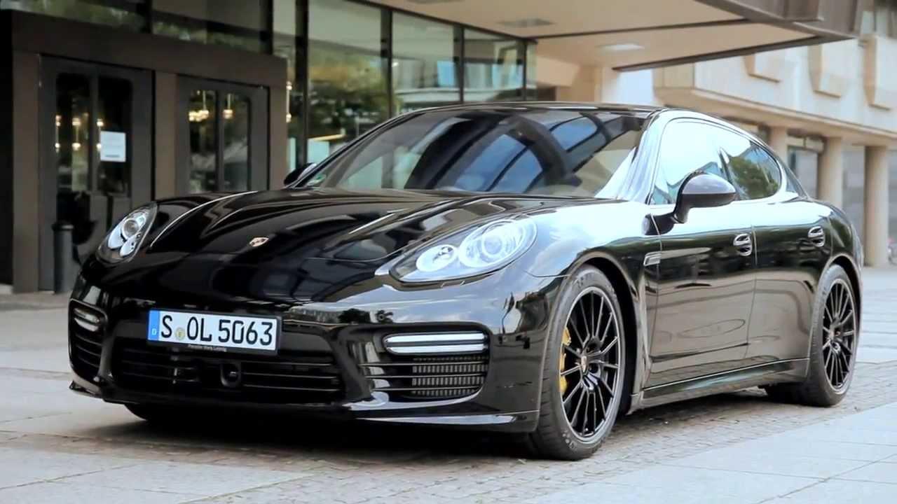 Новый Porsche Panamera Turbo – крылатая ракета, которая стоит своих денег
