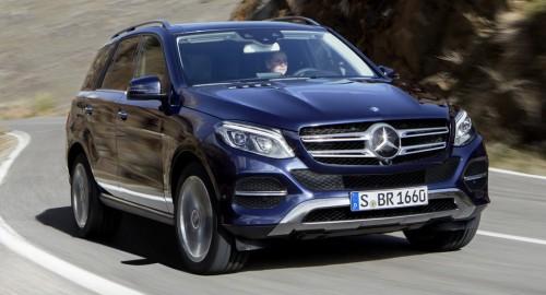Продажи Mercedes-Benz SUV перевалили за 4 миллиона.