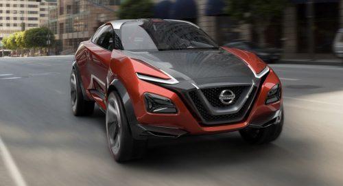 Nissan собирается выпустить электрические супермини и кроссовер
