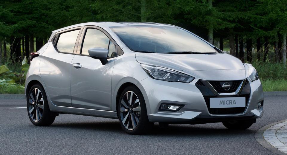 Презентация нового Nissan Micra в Париже