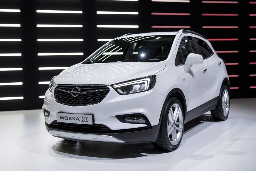 Исполнительный директор Opel, прокатился на новом Mokka X
