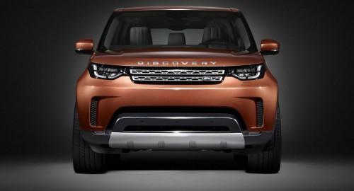 Land Rover анонсировала новый Discovery 2017