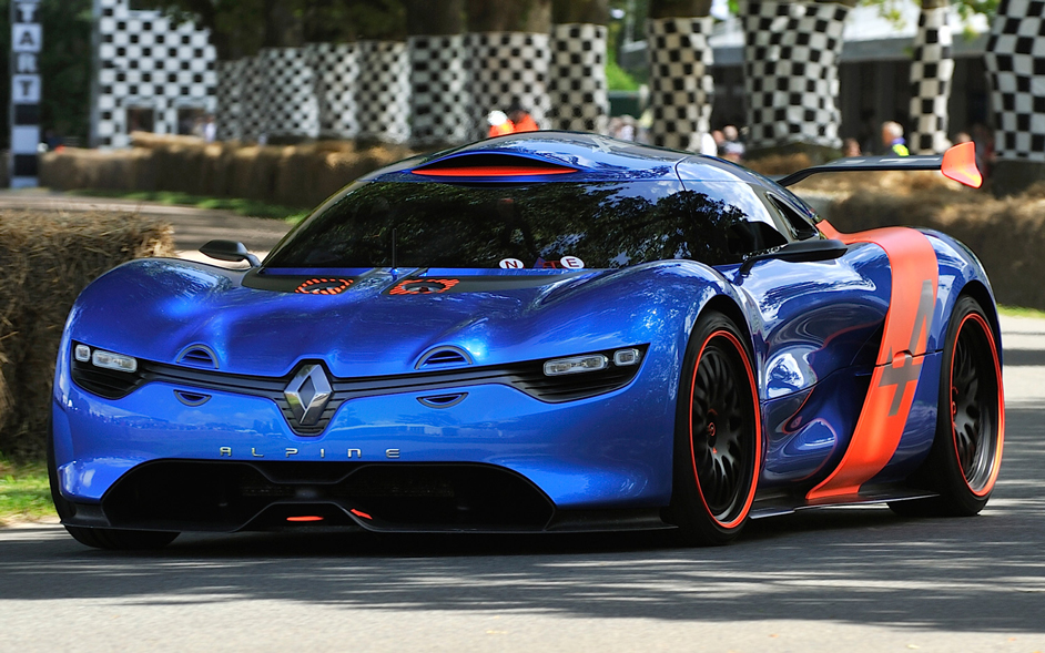 Новый Alpine Sports по цене Alfa Romeo 4C и Porsche Cayman
