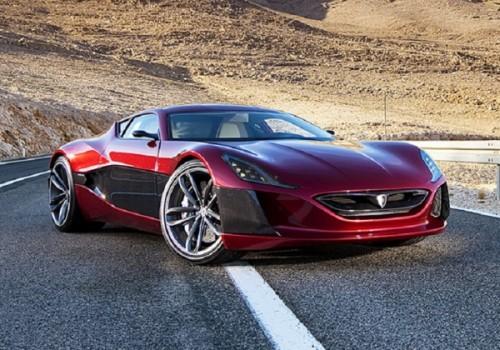 Новый концепт Rimac Concept_One приятно удивит автовладельцев