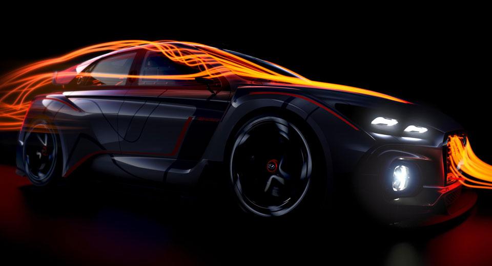 Hyundai привезет в Париж новый концепт