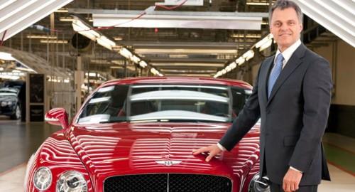 Бывший шеф Bentley и Bugatti подал в суд
