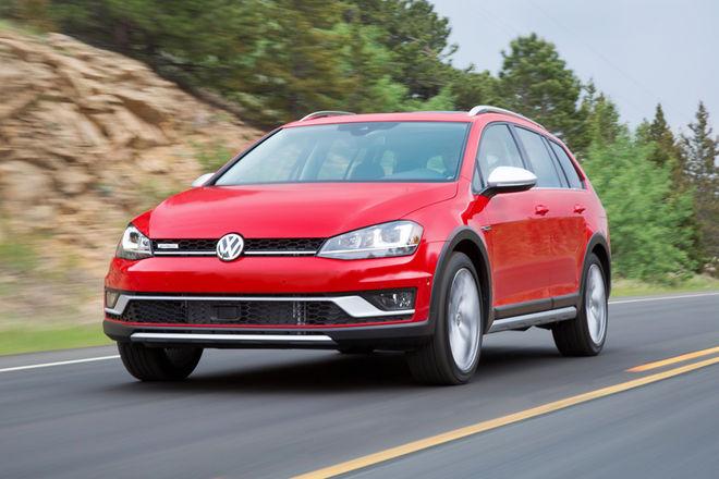Первый пробег Volkswagen Golf Alltrack: у Subaru есть все основания понервничать
