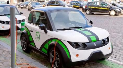 Электромобиль идет на смену?