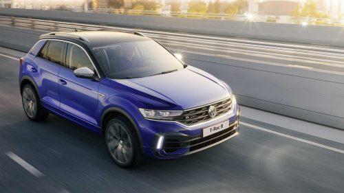 VW T-Roc GTE может увидеть мир
