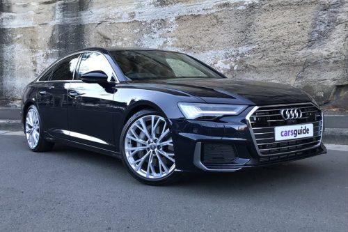 Audi A6 дебютирует на автосалоне в Пекине