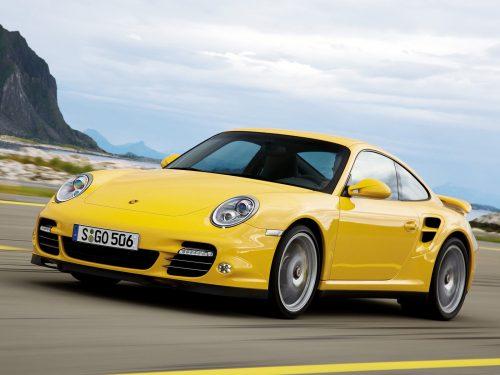 Porsche 911 Turbo сделали невероятно агрессивным
