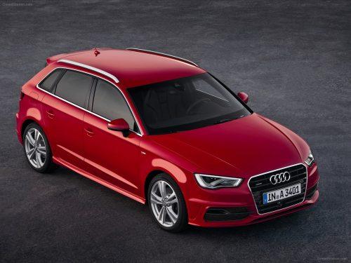 Audi A3 Sportback будет еще и газовым