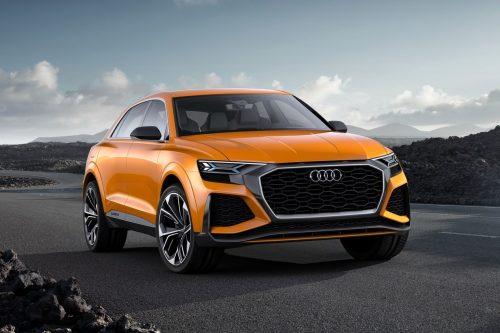 На европейском рынке будет продаваться Audi SQ8 с бензиновыми моторами