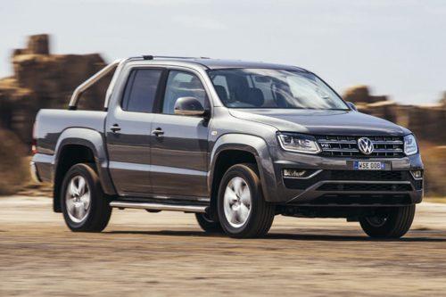Новая жизнь Volkswagen Amarok