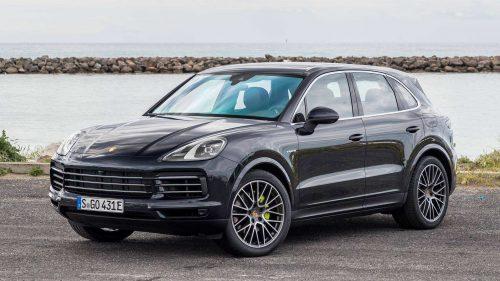 Porsche Cayenne с гибридной установкой теперь может проехать больше