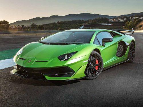 Lamborghini Aventador SVJ попал под отзыв
