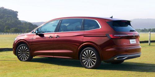 Volkswagen Viloran продается лучше конкурентов