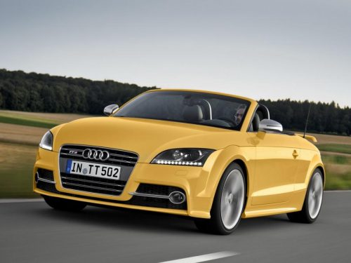 Audi TT ждут серьезные пертурбации