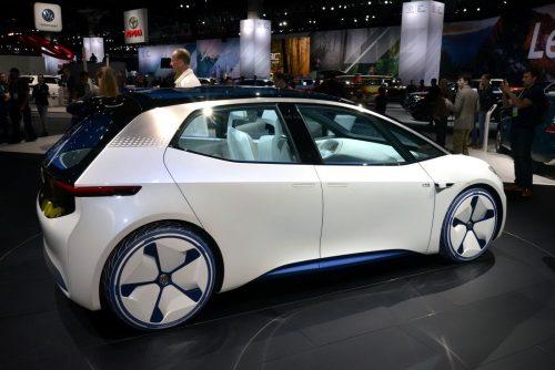 Volkswagen ID.5  достанется только европейским странам