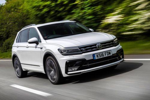 Volkswagen Tiguan R уже доступен для заказа