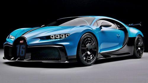 Bugatti Chiron Pur Sport  порадовал фактической экономичностью