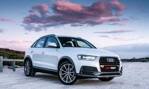 Audi Q3 45 TFSI e – новый гибрид от немецкого концерна