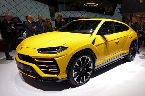 Lamborghini Urus отзывают из-за опасной проблемы