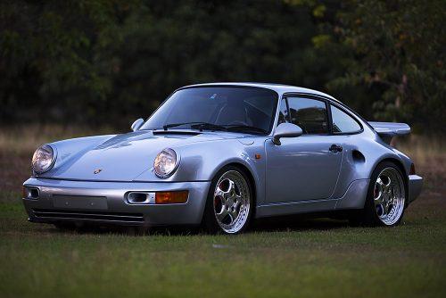 В Porsche 911 Turbo 964 вдохнули новую жизнь