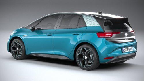 Volkswagen все ближе к созданию флагманского электромобиля