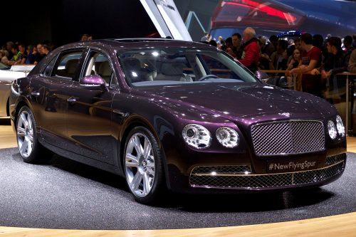 Все о двигателе для Bentley Flying Spur