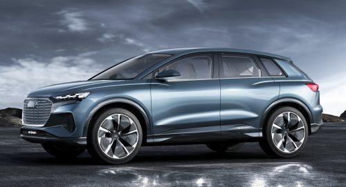 Audi порадует большим количеством новинок в 2021 году