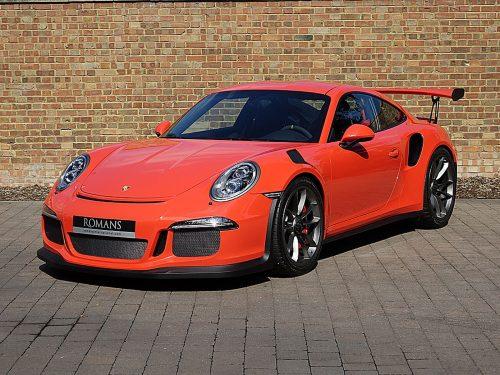 Популярность Porsche 911GT3 с МКПП поражает даже создателей