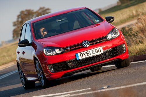 Готовится еще одна вариация VW Golf