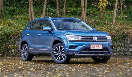 Россияне уже могут оценить Volkswagen Taos