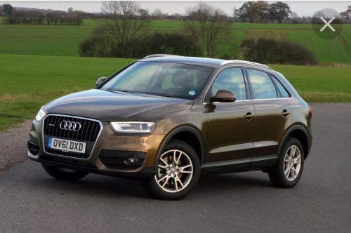 Audi Q3 попали под отзыв в России