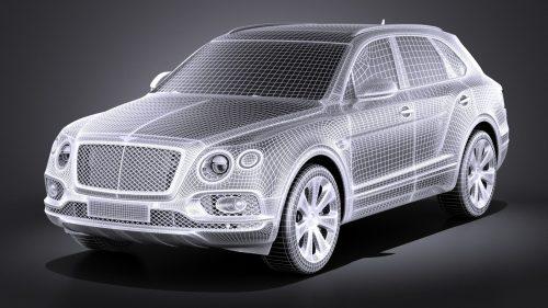 В Bentley разработали сервис для покупателей для создания персональных авто