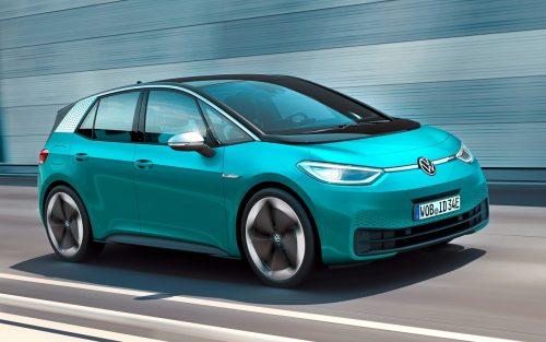 ПО моделей Volkswagen ID будут обновлять каждые 3 месяца
