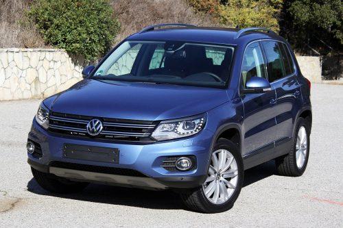 Volkswagen Taigun порадует индийцев
