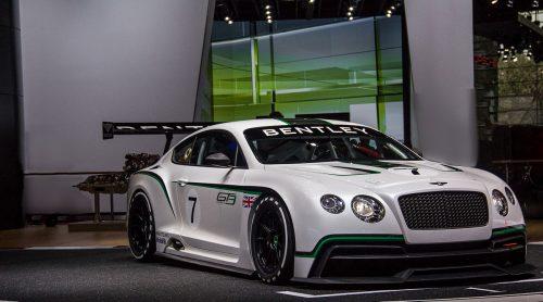 Bentley Continental GT3 теперь работает на биотопливе