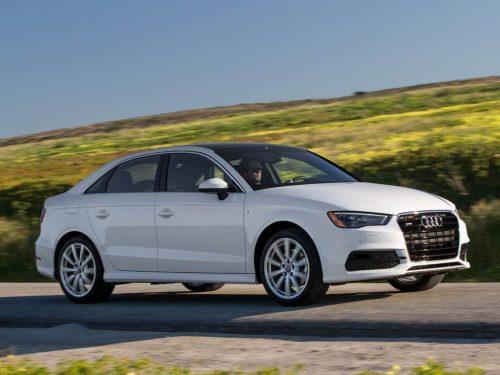 В России начали принимать заявки на Audi A3