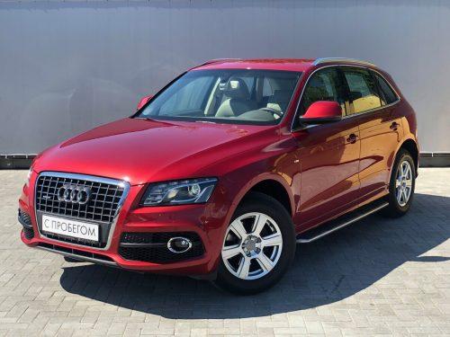 Считанные дни остались до выхода Audi Q5L