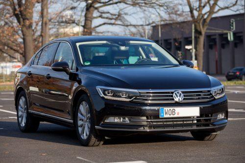 Обновленный Volkswagen Passat готов к выпуску