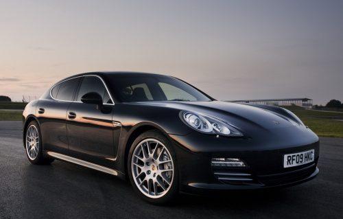 Тюнингованный Porsche Panamera стал еще мощнее
