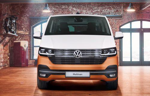 Volkswagen T6.1 сразу же попал под отзыв