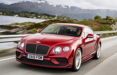 Продается самый мощный Bentley Continental