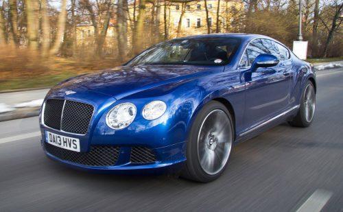 Новая выхлопная система для Bentley Continental GTSpeed