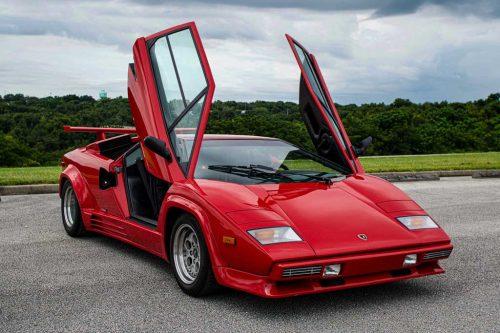 Lamborghini Countach может быть возрожден